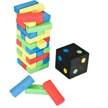 Traditional Garden Games Jamanga Giant Tower Jenga Bricks