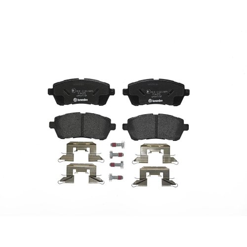 Brembo P24072 Front Disc Brake Pad - Set of 4