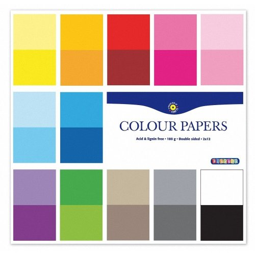 Pbx2471156 - Playbox - Scrapbook Design P Apers (24 Cols) - 305 X 305 Mm