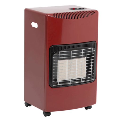 Lifestyle Seasons Warmth Red 4.2kw Radiant Portable Gas Heater