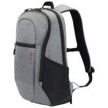 Targus Commuter Backpack for 15.6-Inch Laptop - Grey - Water-repellent fabric