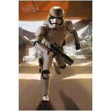 Star Wars Episode 7 Stormtrooper Running Maxi Poster
