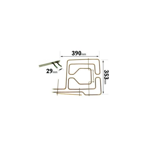 Bosch 2800 Watt Oven Grill Element