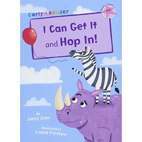 I Can Get It and Hop In! (Early Reader) (Early Readers)