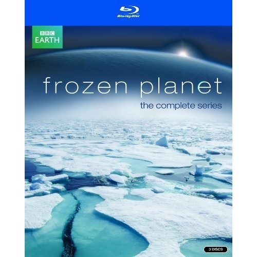 Frozen Planet - The Complete Series | Blu-ray Edition