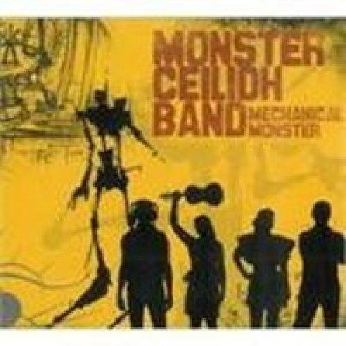 MONSTER CEILIDH BAND - MECHANICAL MONSTER - CD2