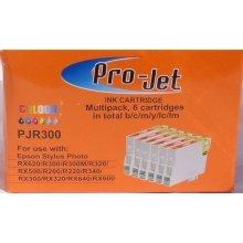Non OEM Compatible Projet Cartridges T481, T482, T483, T484, T485, T486