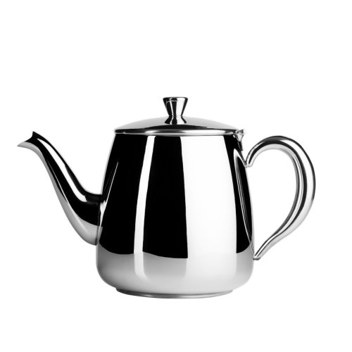 Cafe Ole Stainless Steel Teapot 35oz