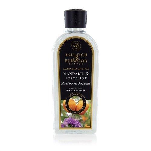 Ashleigh & Burwood 500 ml Premium Fragrance for Catalytic Diffusion Lamp Mandarin & Bergamot