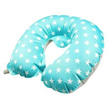 Outdoor Convenient Travel Pillow Inflatable U-shaped Neck Pillow