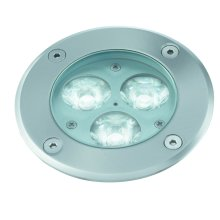 Led Recessed Stainless Steel Walkover Light. IP67