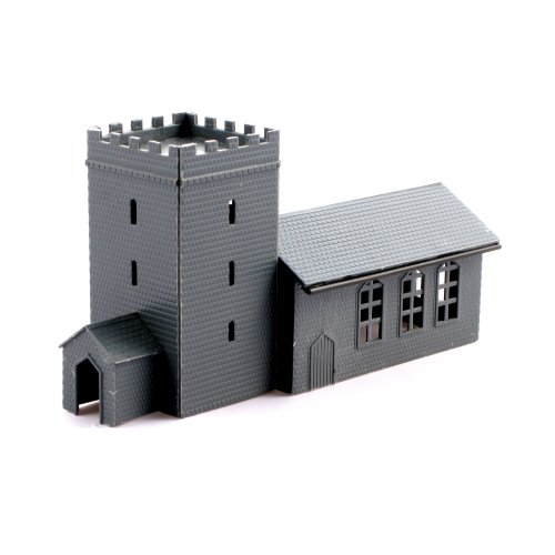 Church with Porch - Kestrel Design GMKD04 N building plastic kit - free post F1