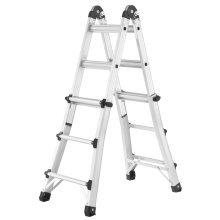 Hailo Extending Ladder MTL 95 cm Aluminium 7512-701