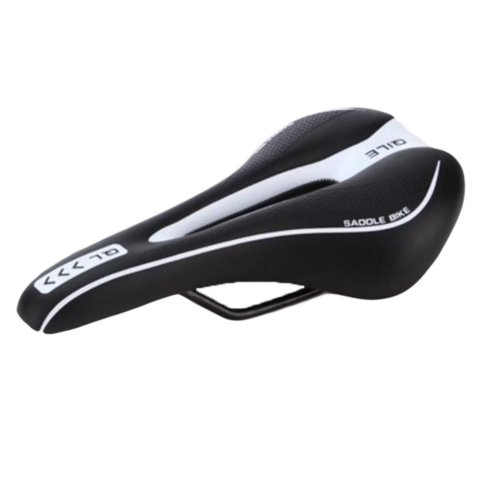 Outdoor Bicycle Saddle Comfort Bike Saddle Bicycle Cycling Seat Cushion Pad-4