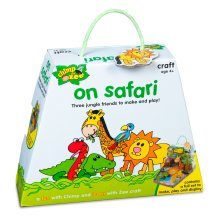 Chimp & Zee on Safari Craft Kit
