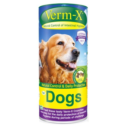 Verm-x Treats For Dogs 100g