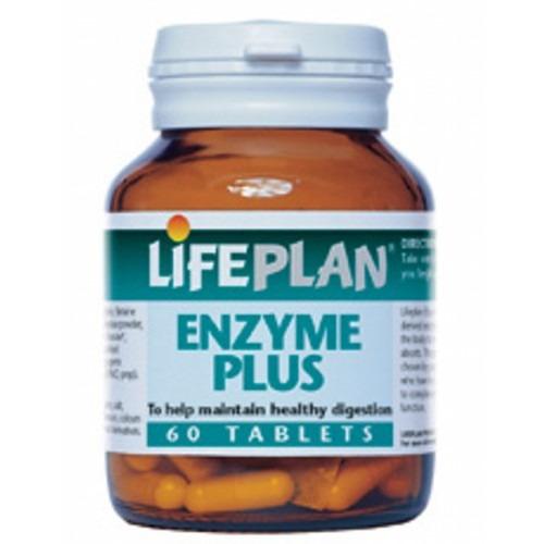Lifeplan Digestive Enzymes 60 Tablets