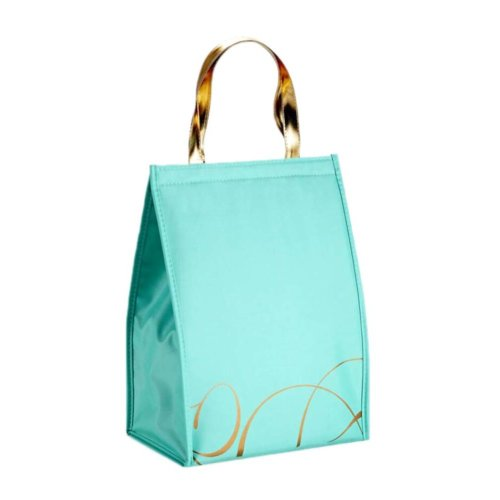 Reusable Lunch Bag Insulated Tote Bag Lunch Organizer Holder Lunch Container - 22