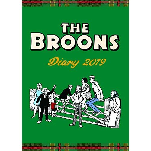 The Broons Diary 2019 2019 (Diaries 2019)