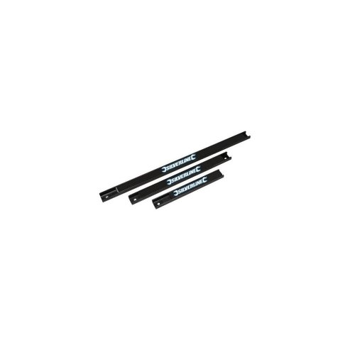 Magnetic Tool Rack Set 3pce - 203, 305 & 457mm