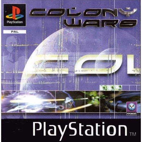 Sony Playstation - Colony Wars