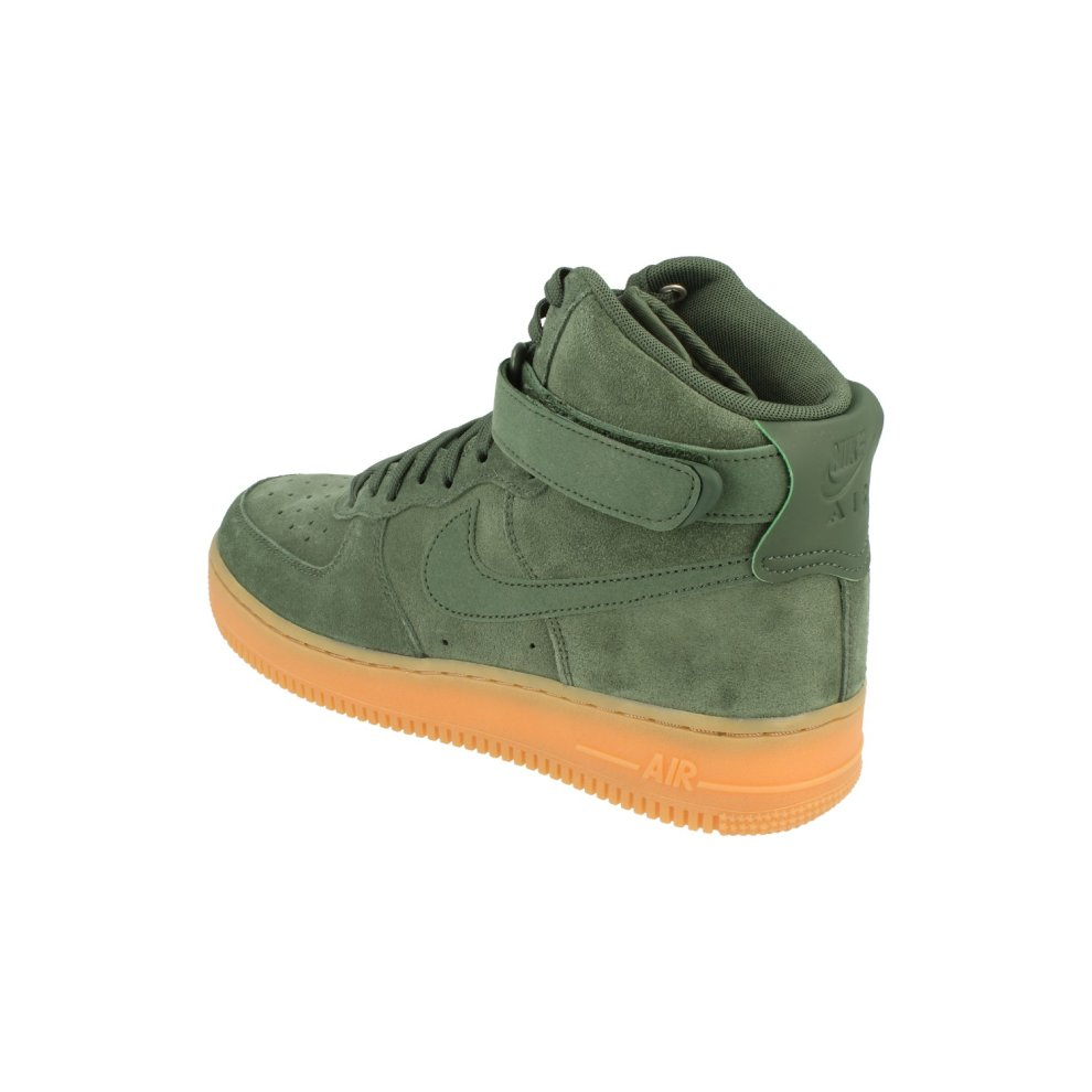4d825fbbc0812 ... Nike Air Force 1 High 07 LV8 Suede Mens Hi Top Trainers Aa1118 Sneakers  Shoes ...