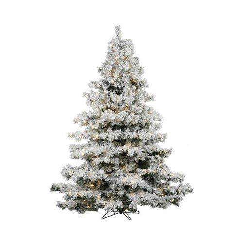 Vickerman X168031 LED Flat Base Champagne Tree with Warm White Lights - 3 ft.