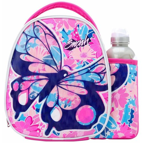 Smash Chrysalis Lunch Bag/Box and 500ml Bottle Set | Lunchbox