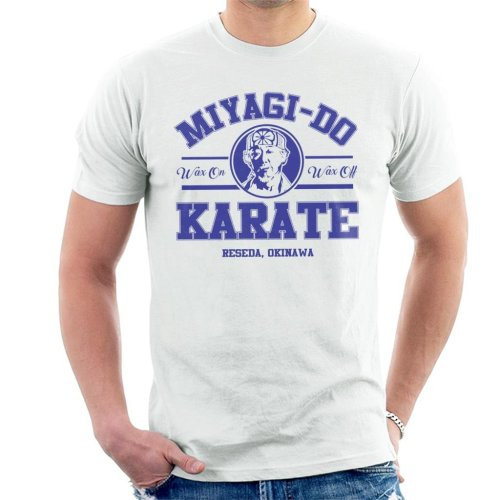 Miyagi Do Karate Kid Men's T-Shirt