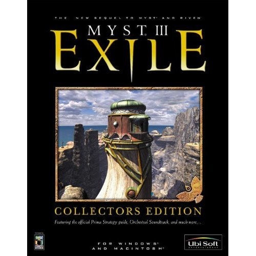 Myst III: Exile Collector's Edition