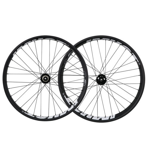 ICAN 26er Carbon 90mm Fat bike Wheelset 90C