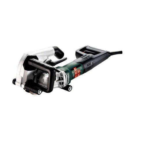 "Metabo MFE40 240V, 1900W, 40mm Wall Chaser c/w 2x 5"" Diamond Blades"