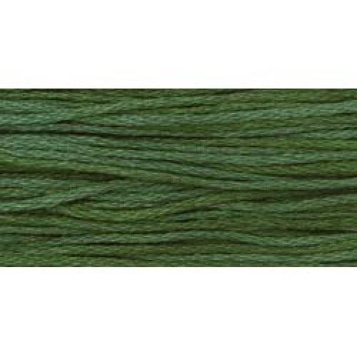 Weeks Dye Works 6-Strand Embroidery Floss 5yd-Cypress