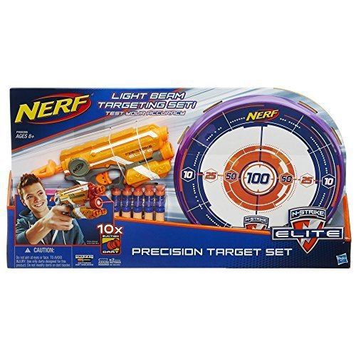 Nerf N Strike Elite Precision Target Set Colors Vary
