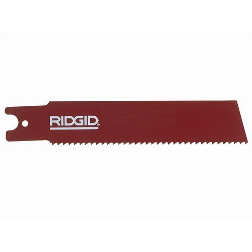 RIDGID 71946 Reciprocating Saw Blade For Heavy Wall Steel Pipe 300mm 12in Pack Of 5