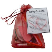 Marriage Survival Kit - Perfect wedding gift for newlyweds