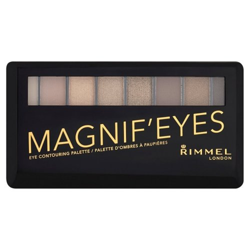 Rimmel Magnif'Eyes Eye Contouring Palette - Keep Calm & Wear Gold