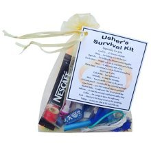 Usher Survival Kit Gift - A great sentimental fun gift