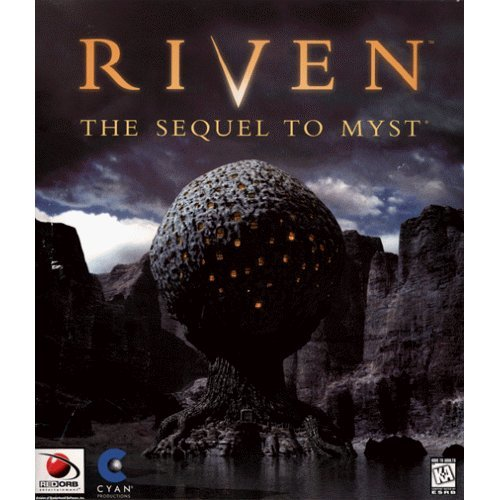 UBI Soft Soft-Riven: The Sequel to Myst