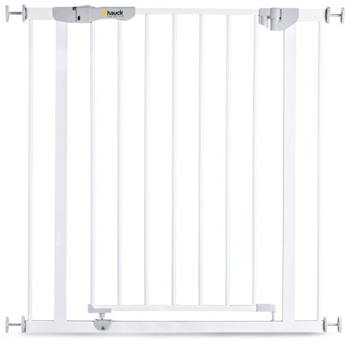 Hauck Autoclose N Stop - White