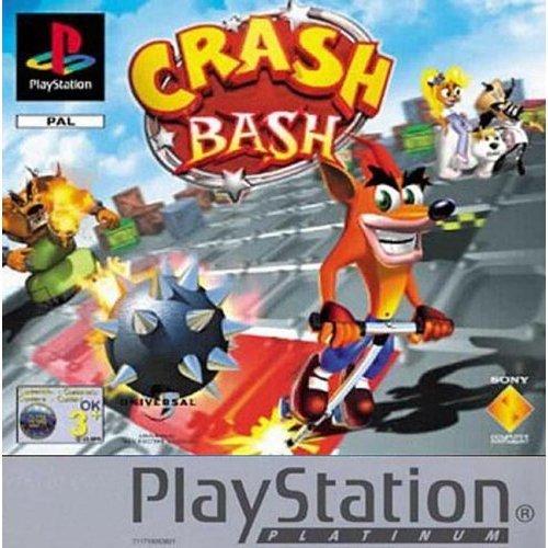 Crash Bash Platinum (PS)
