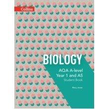 Aqa a Level Science: Aqa a Level Biology Year 1 and As Student Book