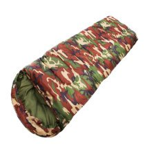 Summer Camping Hiking Outdoor Sleeping Bags Accessories Mats Quilts- Camo