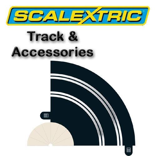 Scalextric Track - Radius 1 Hairpin Curve 90o (2)