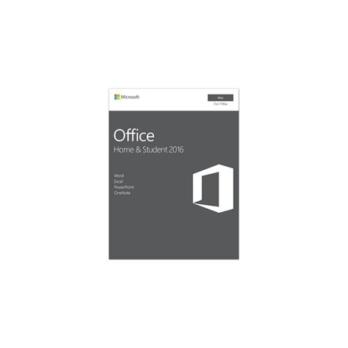 Microsoft Office Home & Student 2016 1user(s) English