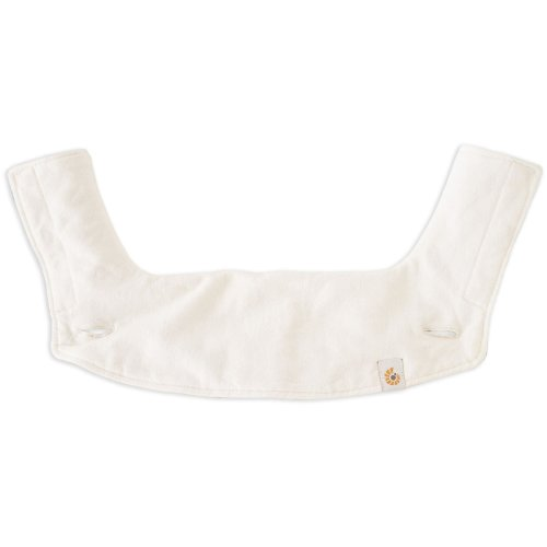 Ergobaby Teething Pad and Bib - Natural