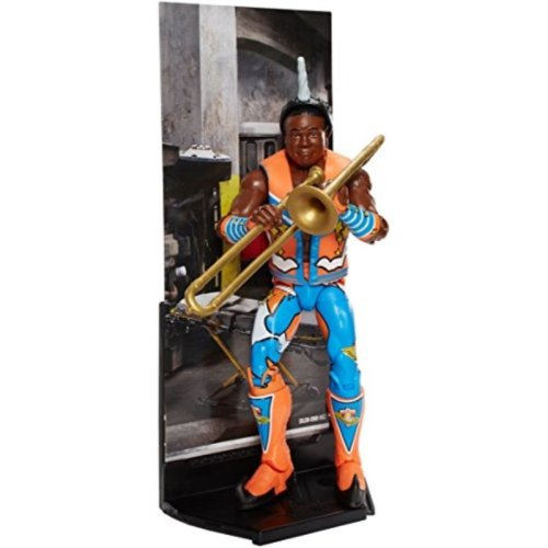 WWE Elite Collection Raw Series #52 Xavier Woods Action Figure