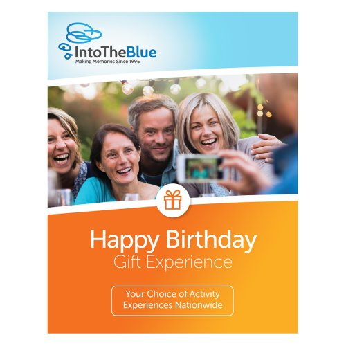 £25 Happy Birthday! - Gift Experience Voucher Box
