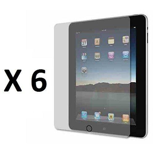 [6 Pack] Full Screen Clear Screen Protectors Film iPad Mini /Mini 2 /Mini 3