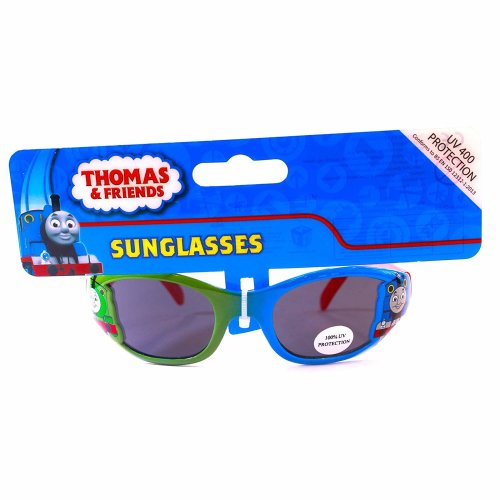 Official Licensed Boys Thomas The Tank Engine Sunglasses Shades UV 400 Protection Percy And Thomas
